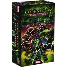 Marvel Legendary Fear Itself Expansion - Recruit Heroes to Defeat Villains