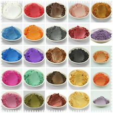 42 Colors Mixed Healthy Natural Mineral Mica Powder