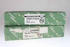 Theimer emettitore KX 27 2 pezzi in scatola originale REPRO Lampada speciale