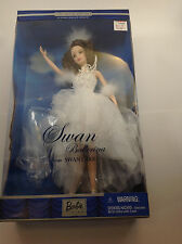 Swan Ballerina from Swan Lake 2002 Barbie Doll