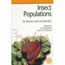 Insect Populations: in Theory and in Practice-ExLibrary