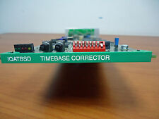 SNELL & WILCOX IQATBSD TBC/FRAME SYNCHRONIZER WITH REAR MODULE IQATBSD-2A