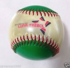 Rare Baseball Official League LT Korea Ball Retro-Reflective Ball Luna Trebol