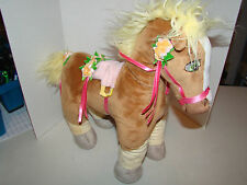 "Disney Horse - Philippe of ""Beauty and the Beast"" - Plush - Approx. 14"" High"