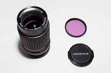 Rarely Seen! Pentax SMC Pentax f/3.5 135mm Prime Lens (#1080)