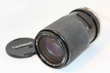 Tamron 35-135mm telemacro Zoom Lens, OLYMPUS OM Adaptall-2 mount (40 A) (552)