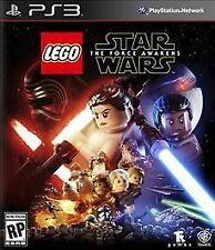 LEGO Star Wars: The Force Awakens (Sony PlayStation 3, 2016)