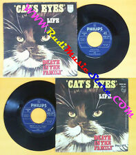 LP 45 7'' LIFE Cat's eyes Death in the family 1973 italy PHILIPS no* cd mc dvd