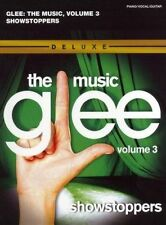 Glee the Music Volume 3 Showstoppers Piano Vocal Guitar Sheet Music Book S126