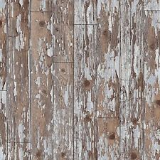 DISTRESSED CABIN WOOD WALLPAPER - ARTHOUSE VIP 622009 - RUSTIC