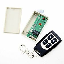 4 Channel RF Wireless Remote Control + Vibration 315MHz