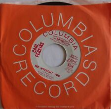 CARL PERKINS: Me Without You DJ PROMO rockabilly COUNTRY 45 hear