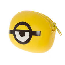 Despicable Me Minions Coin Purse Jelly Silicone Minion Universal Studios NWT