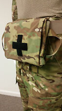 Military Individual First Aid Kit ( IFAK ) Bleeding Trauma / Blow Out Kit
