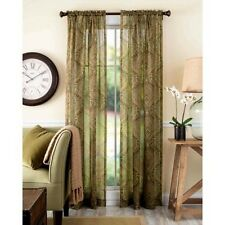 "Better Homes and Gardens Tapestry Sheer Curtain Panel 50"" x 84"""