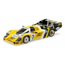 MINICHAMPS 1984 PORSCHE 956L TURBO TEAM NEWMAN JOEST WINNER 24h LE MANS 1:18*New