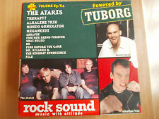 ROCK SOUND VOL.63/64 THE ATARIS THERAPY MEGANOIDI SERAFIN MONDO GENERATOR NU