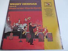 WOODY HERMAN ~ VOL. III ~ GUEST ARTIST - CHARLIE BYRD ~ FACTORY SEALED VINYL LP