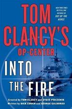Tom Clancy's Op-Center: Into the Fire-ExLibrary