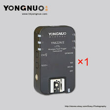 Yongnuo single YN-622N II  Wireless TTL Flash Trigger for Nikon Cameras
