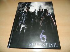 Resident evil 6 Limited Edition strategy Guide-Brady Games-lié - 336 p.