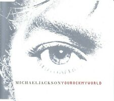 Michael Jackson ‎Maxi CD You Rock My World - Europe (M/EX+)
