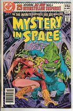 DC Comics Mystery In Space #112 October 1980 VF