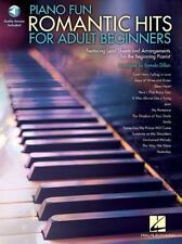 Piano Fun - Romantic Hits for Adult Beginners by Paperback Book (English)