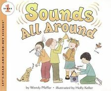 Sounds All Around (Let's-Read-and-Find-Out Science 1)