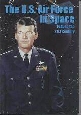 US AIR FORCE IN SPACE 1998 Military Hall & Neufeld Softcover Illustrated VG++
