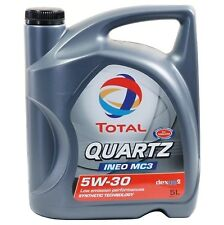 Total QUARTZ INEO MC 3 5W-30  5 Litro Barattolo