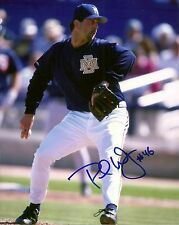 Brewers PAUL WAGNER Signed 8x10 Photo #1 AUTO - 1997-1998