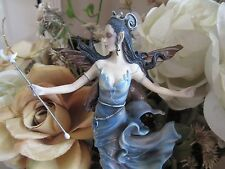 Fairy Site NIGHTWING Fairy Figurine by Munro makers of Faerie Glen Fairies NEW!