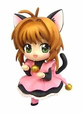 Card Captor Sakura 3'' Cat Costume Sakura Trading Figure NEW
