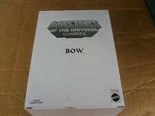 HE-MAN Masters of the Universe Classic  SHE RA BOW FIGURE NEW IN SHIPPER MOTUC