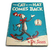 The Cat in the Hat Comes Back By Dr. Seuss (1958, Hardcover)