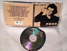 CD RICK ASTLEY Free MINT CANADA