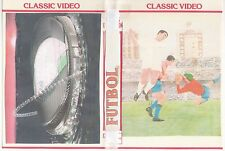 DVD FÚTBOL-FINAL COPA DEL REY 1990-F.C.BARCELONA 2-REAL MADRID 0.