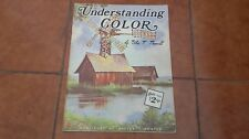 WILLIAM F. POWELL UNDERSTANDING COLOR ED. FOSTER PITTURA PAINTING