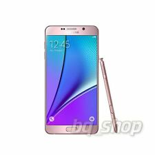 "Samsung Galaxy Note 5 Duos N9200 N9208 Pink 32GB 4GB RAM 5.7""16MP Phone By FedEx"
