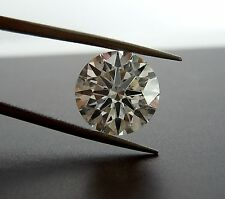 AGS CERTIFIED 1.20CT SI1/G Round ( IDEAL CUT ) Diamond (Same Company HOF uses!)
