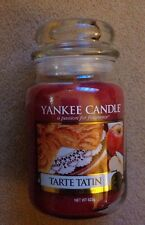 New Yankee Candle Large Jar 22oz Tarte Tatin Candle