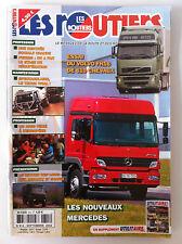 Les Routiers du 09/2004; Essai Volvo FH 16 de 610 Ch/ Truck Trial/ Long Nez