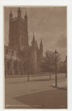 Gloucester Cathedral, Tower S.W., Judges 3668 Postcard, A880