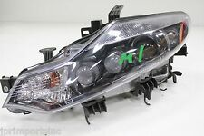 11-15 NISSAN MURANO CROSSCABRIOLET LH DRIVER OEM XENON AFS HEADLIGHT ASSEMBLY