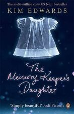 The Memory Keeper's Daughter by Kim Edwards (Paperback, 2007), like new