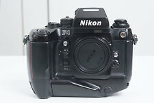 Nikon F4 body boitier with DP20 finder