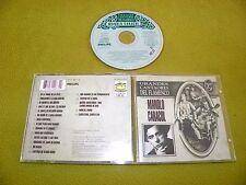 Manolo Caracol - Grandes Cantaores Del Flamenco - Original 1994 Spain Philips CD
