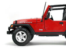 Jeep Wrangler TJ Rubicon 1:18 Scale Diecast Model