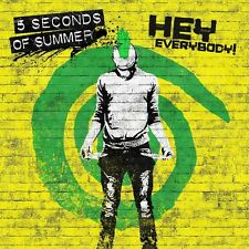 5 SECONDS OF SUMMER - HEY EVERYBODY! (2-TRACK)  CD SINGLE NEW